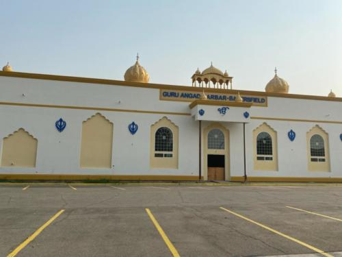 Guru Angad Darbar - Bakersfield After 3